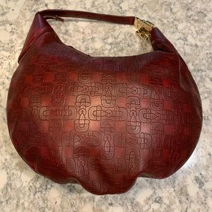 Gucci Guccissima Horse Bit Hobo Bag Purse